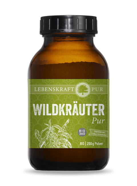 Wildkräuter Pur Produktbild von Lebenskraft Pur