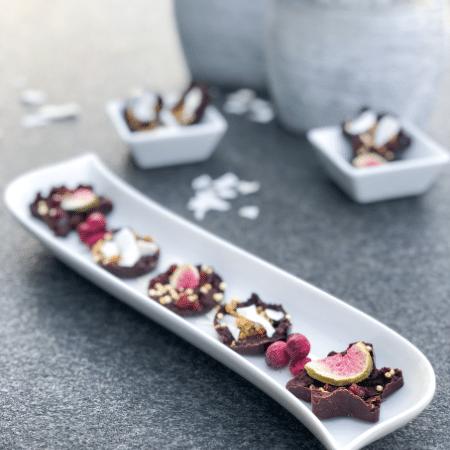 Schokolade selber machen vegan industriezuckerfrei gesund