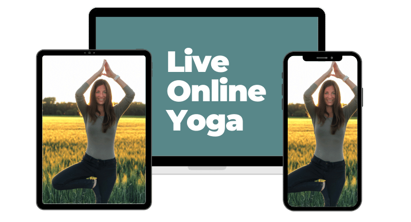 Kostenlose Probestunde Live Online Yoga